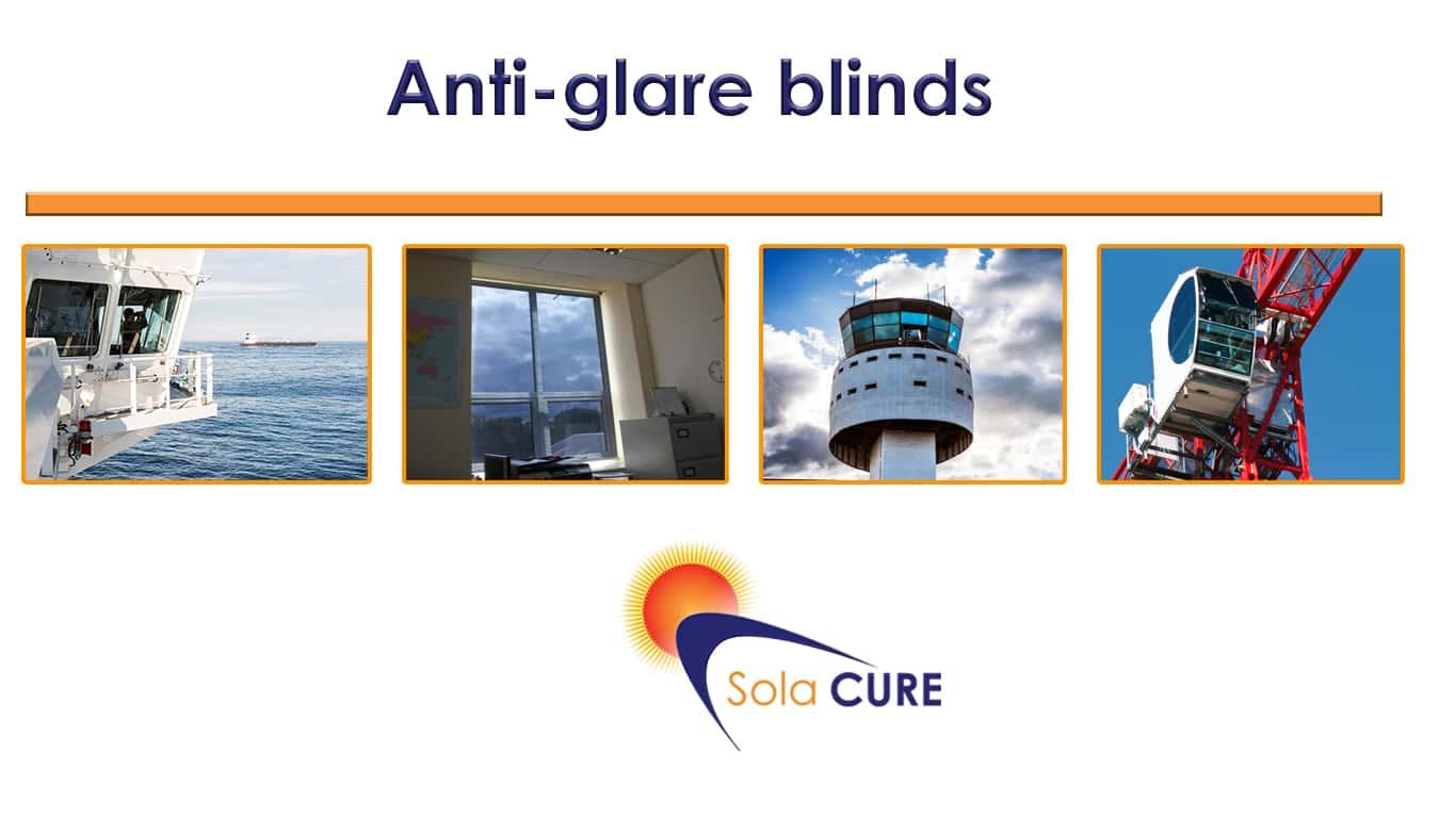 Window Marine blinds, Anti-Glare Window Blinds, Boat Blinds