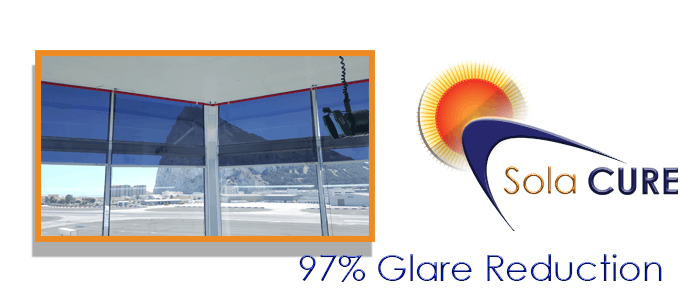 Air traffic control Anti-Glare Blinds, sun screen blinds, UV blinds, Navigation Blinds